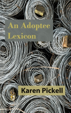 An Adoptee Lexicon - Front cover